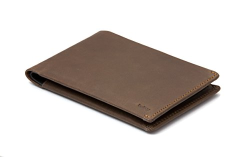 Bellroy Leather Travel Wallet Cocoa by Bellroy