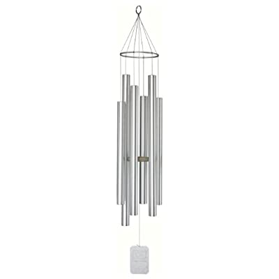 Grace Note Chimes 4X 62-Inch Summer Daydream Wind Chimes, X-Large , Silver - 4006141 , B004IICMPG , 454_B004IICMPG , 214.03 , Grace-Note-Chimes-4X-62-Inch-Summer-Daydream-Wind-Chimes-X-Large-Silver-454_B004IICMPG , usexpress.vn , Grace Note Chimes 4X 62-Inch Summer Daydream Wind Chimes, X-Large , Silver
