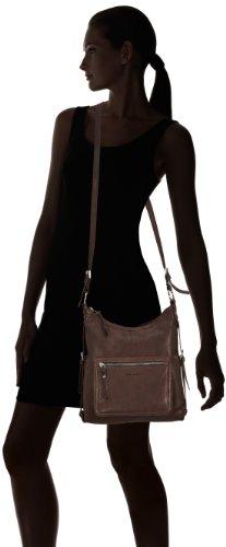 Bruno Banani Shoulder Bag HTL 320.1273, Borsa a tracolla Donna Marrone (Braun (Braun)