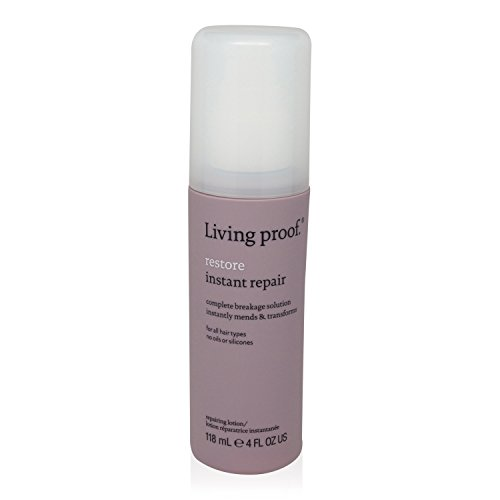 Living Proof Instant Restore/Repair Complete Breakage Solution for Unisex, 4 Ounce