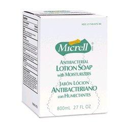 - MICRELL 800 mL Citrus Antibacterial Soap