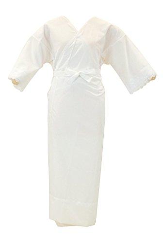 防寒 暖かい 冬用 ネル地スリップ 和装用下着 着物全般、婚礼用、振袖に 下着 肌着 wk-133