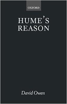 Hume's Reason by Owen, David (2002)