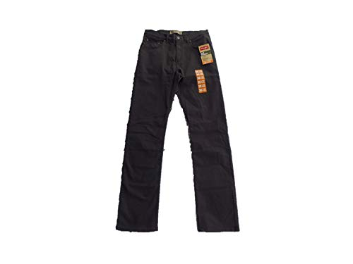 Wrangler Men's Slim Straight Jeans with Flex - Smoke 34 X 34