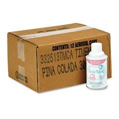 Timemist 332510TMCAPT Metered Fragrance Dispenser Refill, Cu