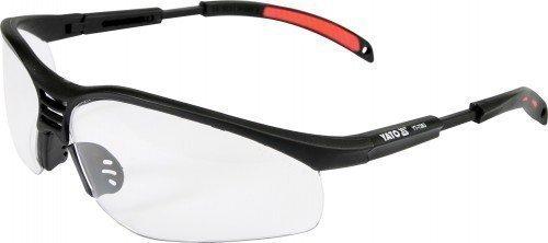 Arbeitsschutzbrille klar , verstellbare Bügel , Schutzbrille