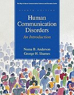 Human Communication Disorders : An Introduction 8TH EDITION Text fb2 book