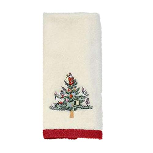 (Avanti Spode Tree Fingertip Towel)