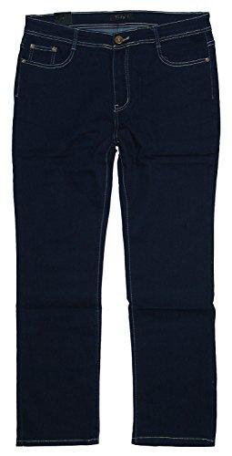 Vidy'l - Jeans - straight - Donna dunkelblau (MN-770)