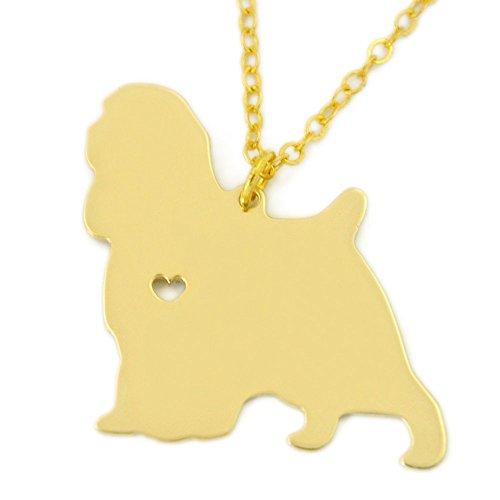 English Springer Spaniel Necklace, English Springer Spaniel Charm, Dog - Charm Dog Spaniel Springer