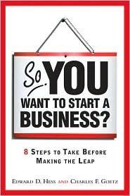 Download So, You Want to Start a Business? 1st (first) editon Text Only pdf