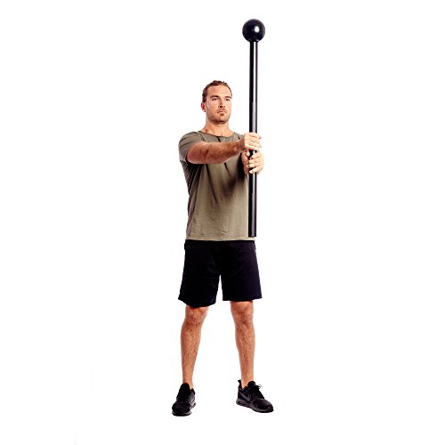 Incline Fit Steel Macebell for Full Body Workouts & Strength Training