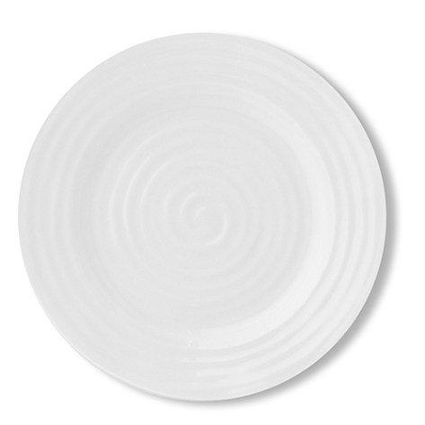 Portmeirion Sophie Conran White Tea Plate 15cm