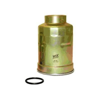 WIX Filters - 33138 Spin-On Fuel Filter, Pack of 1: Automotive