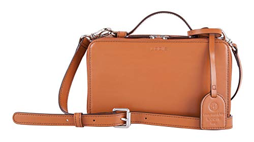 Zip Sally Rfid Toffee Around Crossbody Audrey Lodis qtCwx8R