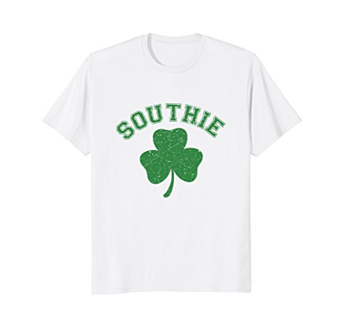 (South Boston Irish Pride Southie T-Shirt)