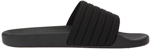 Guess Men's Ignite Slide Sandal Black Synthetic mSkII