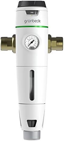 Grünbeck Rückspülfilter pureliQ:RD 25 (Filtration von Trinkwasser, schützt Wasserleitungen; DN25, 100 µm, 2,5kg) 101375