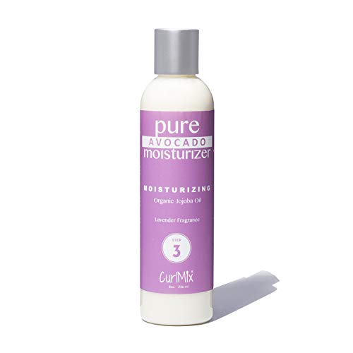 (Pure Avocado Moisturizer with Organic Jojoba Oil (Lavender Fragrance))