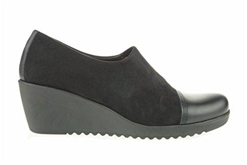 Zapato Zapato De Negro De Piel Lisa Piel Piel Lisa Zapato Lisa Negro Negro De Zapato 1HRwBwqva