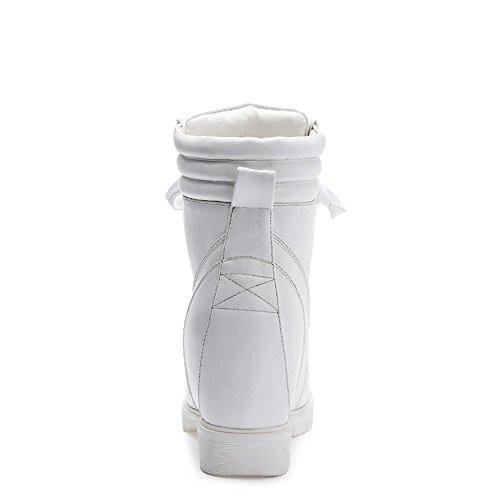 1TO9 1TO9Mns02272 - Sandalias con Cuña Mujer blanco