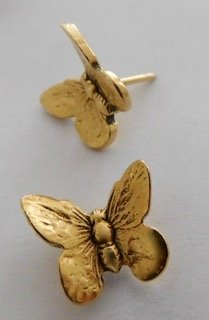 new-item-butterflies-are-free-15pcs-set-of-buttefly-pushpins-tacks-antique-gold-t-612ag