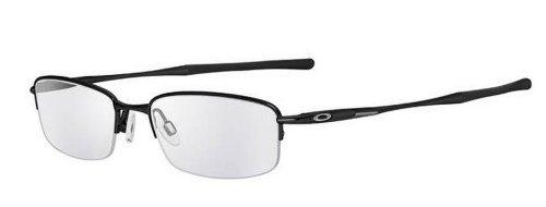 New Oakley Eyeglasses Mens Eyeglasses OX 3102 Polished Black 01 Clubface 52mm