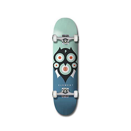 Element Wisdom Complete Inch Complete Skateboard Multi Colored 7.7