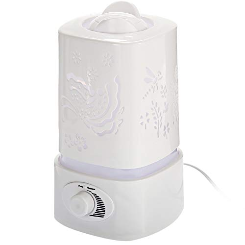 Air Purifier With Ioniser Led Light