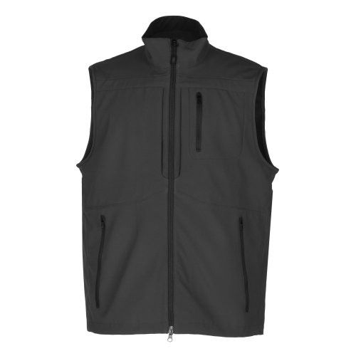 5.11 Tactical Men's Covert Vest, 100% Polyester Apparel, Water and Wind Resistant, Style 80016