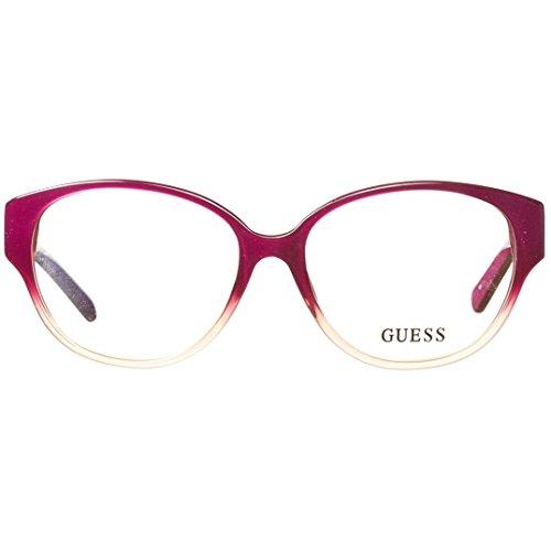 Guess Lunettes Cadre Frame, Montures Optiques GU 2394 PUR 54   GU2394 O24 54
