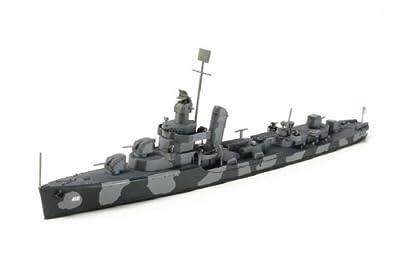 Tamiya Models USN Destroyer DD412 Hammann Model Kit