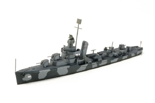 Destroyer Kit (Tamiya Models USN Destroyer DD412 Hammann Model Kit)