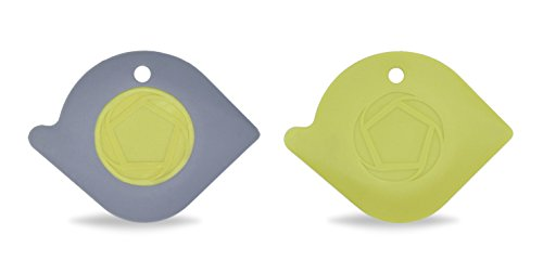 Full Circle Power Couple Pan Scraper, Green