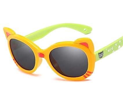 Amazon.com: Gafas de sol polarizadas para niños, con dibujos ...