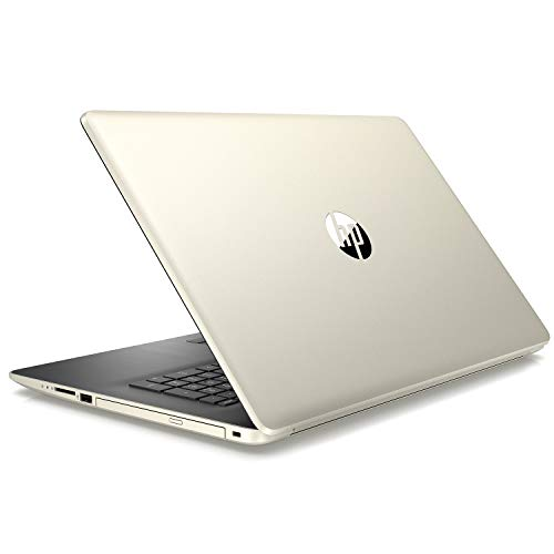 HP 17.3 HD Touchscreen Laptop 7th Gen AMD A9-9425 3.1 GHz 16GB DDR4 Memory 2TB HDD AMD Radeon R5 Graphics DVD-RW Card Reader HDMI Bluetooth WiFi Windows 10 Home Gold