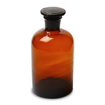 Amazon.com: 213u6 Karter Científico Reactivo Botella, ámbar ...