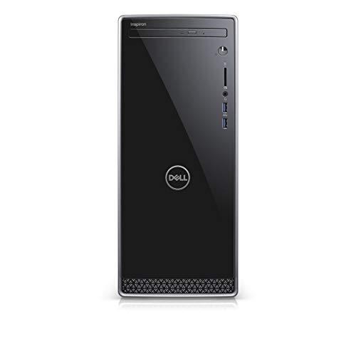 Dell Inspiron 3671 Desktop Computer Intel Core i5-9400 9th Gen, 8 GB DDR4 RAM, 256GB + 1TB Hard Drive, DVD-RW, HDMI…