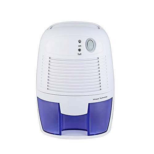 Wardrobe Standard - ACHICOO 500ML Mini Electric Air Dehumidifier for Home Closet Wardrobe Drying Ivory White British Standard Power Adapter