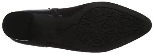 Rockport Damen Caden 2-delige Bootie Chelsea Boots Schwarz (zwart Multi)