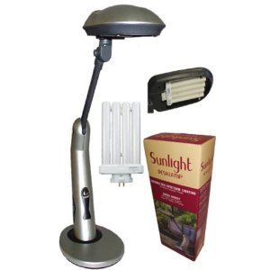 Lights of America 1147 150 Watt Sunlight Desk Lamp
