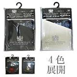 JUNCTION PRODUCE MISSIONS 刺繍ロゴ入り ダッシュボードマット ブラック×シルバー GM406902