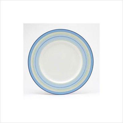 Noritake Java Blue Swirl 9-Inch Salad Plate