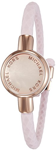 a4baea53f Michael Kors Digital Mother of Pearl Dial Unisex Watch - MKA101004:  Amazon.in: Watches