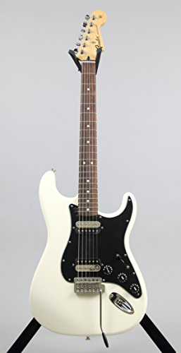 Fender Standard Stratocaster Electric Guitar - HH - Rosewood Fingerboard, Olympic White
