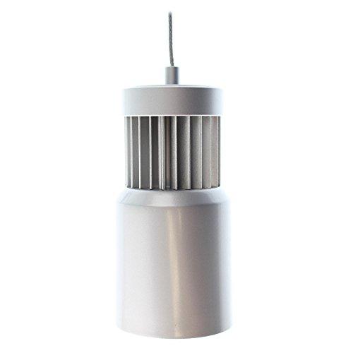 Bruck Lighting 137215 MP-Bruck Chroma-2 LED Pendant Fixture, Matte Chrome ()