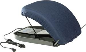 DSS Upeasy PowerSeat Electric Portable Lifting Seat 17'', Navy Blue