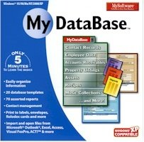 MY SOFTWARE - DATABASE