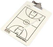 Tandem Sport Coaches Clipboard Basketball TSCLIP-BK