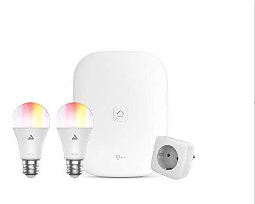Telekom Magenta SmartHome Starter Set iluminación